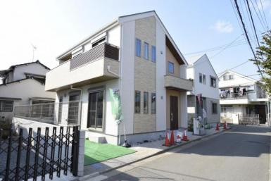 西武新宿線「武蔵関」駅徒歩10分の閑静な住宅地