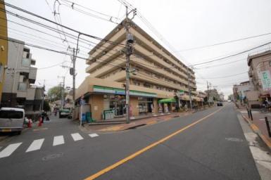 「氷川台」駅徒歩3分の新耐震基準マンション