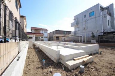 設備充実の2階建て4LDK新築戸建が誕生します
