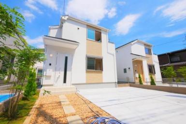 住宅性能評価書取得!耐震等級3の他4項目の性能評価において信頼度の高い新築戸建です