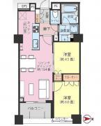 中古マンションパークハウス中野アーバンス東京都中野区新井1丁目JR中央線中野駅6180万円